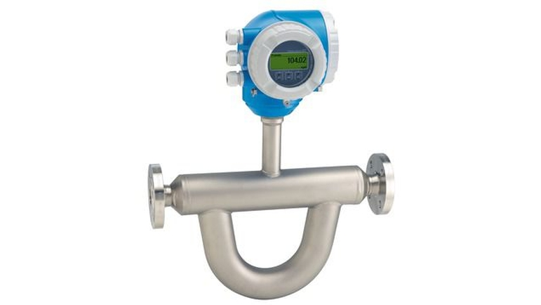 Endress+Hauser received the Gold Award with the Promass Q flowmeter.
